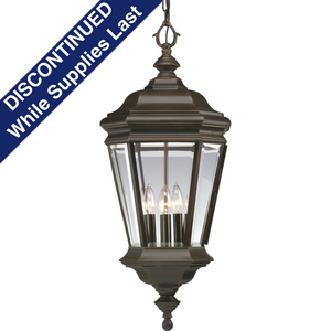 Crawford Collection Four-Light Hanging Lantern