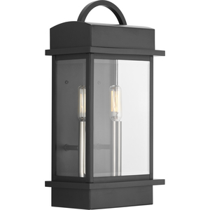 Santee Collection Two-Light Medium Wall-Lantern