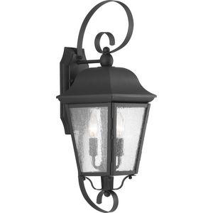 Kiawah Collection Two-Light Medium Wall-Lantern