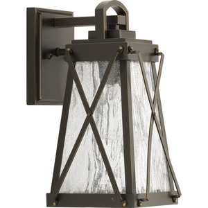 Creighton Collection One-Light Small Wall-Lantern