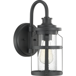 Haslett Collection One-Light Small Wall Lantern