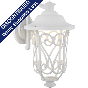 Leawood Collection LED One-Light Small Wall Lantern