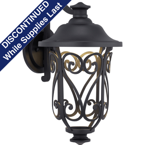 Leawood Collection LED One-Light Medium Wall Lantern