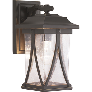 Abbott Collection One-Light Small Wall Lantern