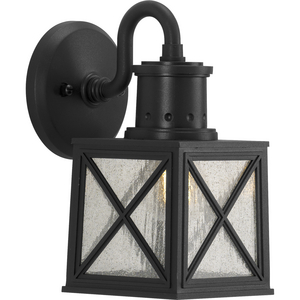 Seagrove Collection One-Light Small Wall Lantern with DURASHIELD