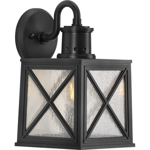 Seagrove Collection  One-Light Medium Wall Lantern with DURASHIELD