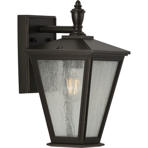 Cardiff Collection One-Light Small Wall Lantern with DURASHIELD
