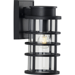 Port Royal Collection One-Light Small Wall Lantern with DURASHIELD