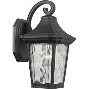 Marquette Collection One-Light Small Wall Lantern with DURASHIELD