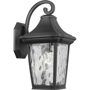 Marquette Collection One-Light Medium Wall Lantern with DURASHIELD