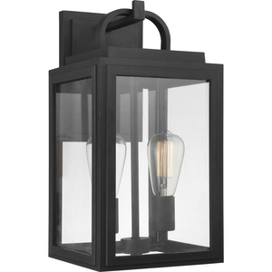 Grandbury Collection Two-Light Medium Wall Lantern with DURASHIELD