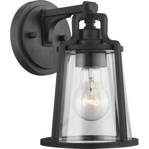 Benton Harbor Collection One-Light Small Wall Lantern with DURASHIELD