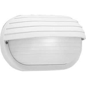 "One-Light 10-1/2"" Wall or Ceiling Mount Bulkhead"