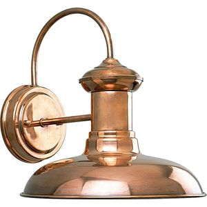 Brookside Collection One-Light Medium Wall Lantern