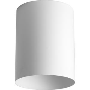 "5"" White LED Outdoor Flush Mount Cylinder"