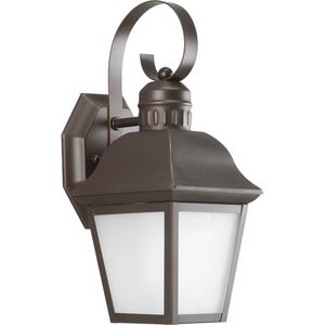 Andover Collection One-Light CFL Wall Lantern