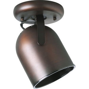 One-Light Multi Directional Roundback Wall/Ceiling Fixture