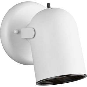 One-Light Multi Directional Wall Fixture with On/Off switch