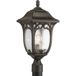 Enchant Collection One-Light Post Lantern