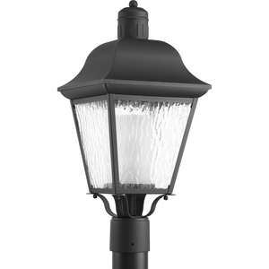 Andover Collection CFL One-Light Post Lantern