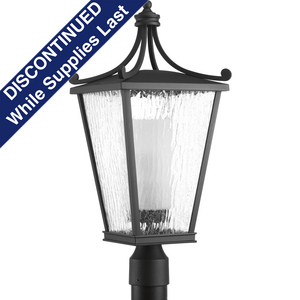 Cadence Collection CFL One-Light Post Lantern