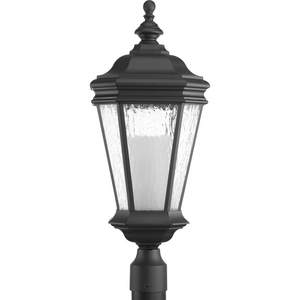 Crawford Collection CFL One-Light Post Lantern