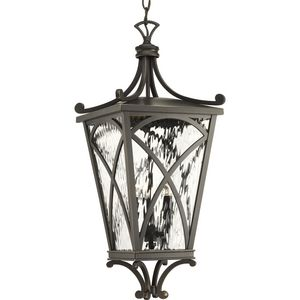 Cadence Collection Three-Light Hanging Lantern
