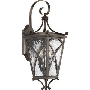 Cadence Collection Two-Light Medium Wall Lantern