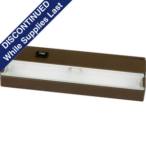 "Hide-a-Lite III One-Light 9-1/2"" Xenon Undercabinet"