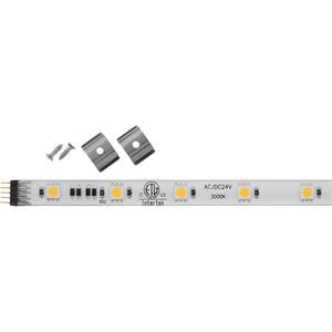 """Hide-a-Lite 4 Collection 24V LED 12"""" Tape Lighting 3000K Undercabinet"""