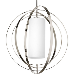 Equinox Collection Two-Light Large Foyer Lantern