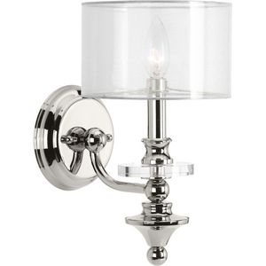 Marche' Collection One-Light Wall Sconce