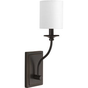 Bonita Collection Antique Bronze One-Light Wall Sconce