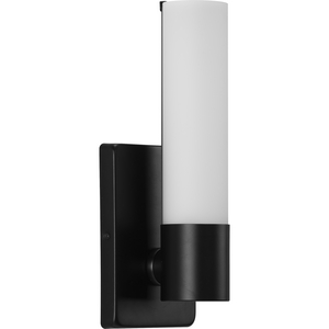 Blanco LED Collection Black One-Light LED Wall Bracket