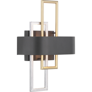 Adagio Collection Two-Light Wall Sconce