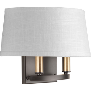 Cherish Collection Two-Light Wall Sconce