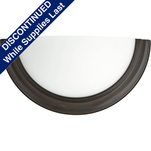 Eclipse Collection One-Light Wall Sconce