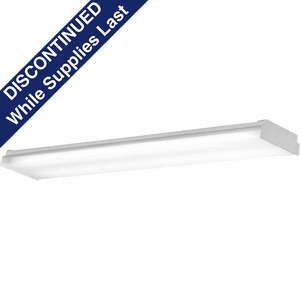 Two-Light 4' Modular Fluorescent