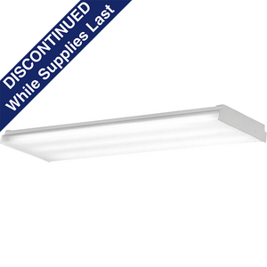 Four-Light 4' Modular Fluorescent