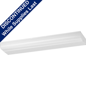 "One-Light Modular 18-1/4"" Fluorescent"