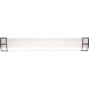 "48"" Linear Fluorescent Linear Flush Mount"