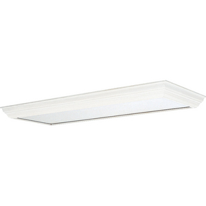 Modular Fluorescent Acrylic Diffuser