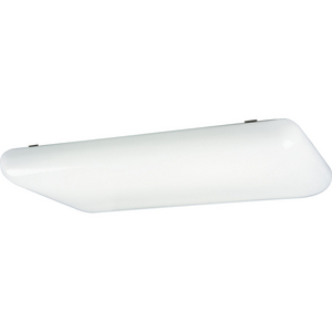 "Four-Light 52"" Fluorescent Linear Cloud"