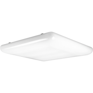 "Two-Light 27"" Square Fluorescent Cloud"