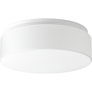 "One-Light 11"" LED Drum Flush Mount"