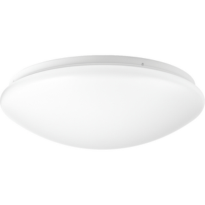 "One-Light 13-1/2"" Cloud LED Flush Mount"