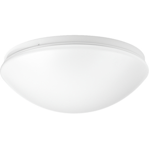 "One-Light 10-13/16"" LED Cloud Flush Mount"