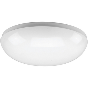 "11"" Round Cloud LED One-Light Close-to-Ceiling"