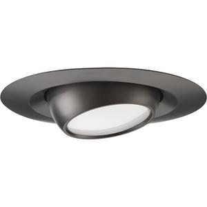 One-Light LED Recessed Trim