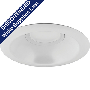 "6"" LED Recessed Trim for 6"" LED Housing P87-LED/P821-FBLED"